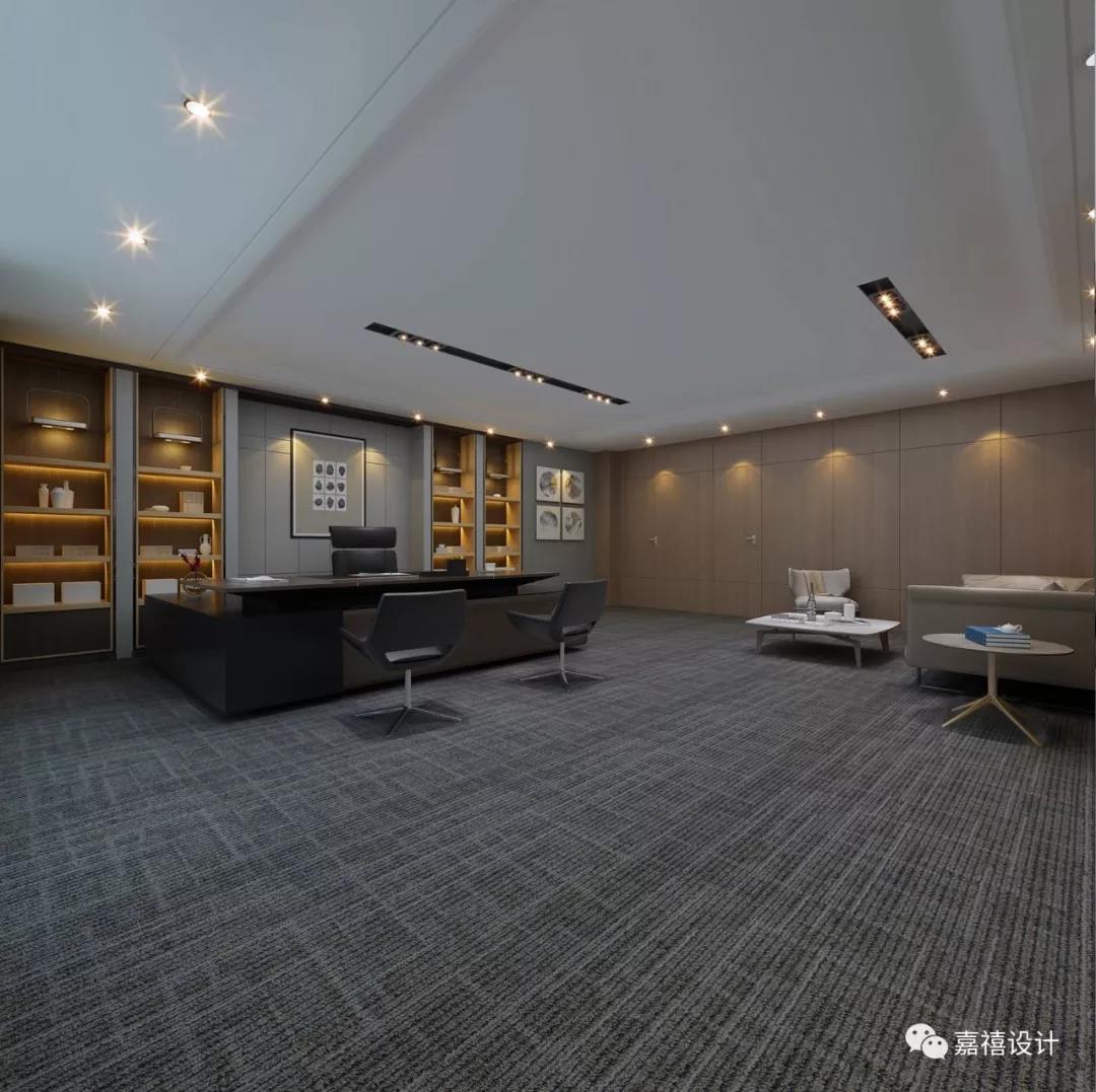 【嘉禧設計】作品 湖北唐城集團辦公室