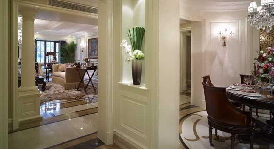 客廳隔斷柜怎么設計 有哪些款式