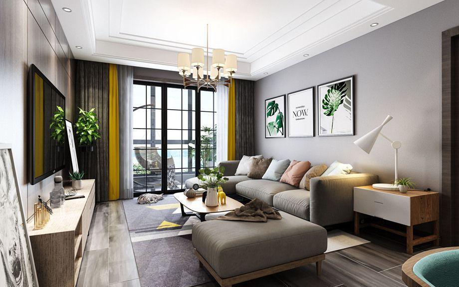 宜昌装饰公司告诉您客厅选什么颜色的沙发好