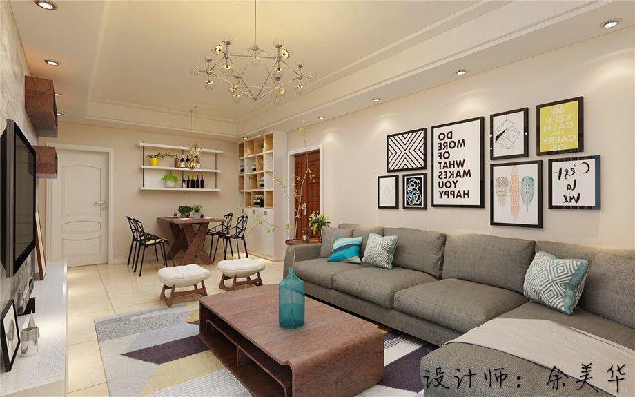 小面积客厅装修的九个技巧