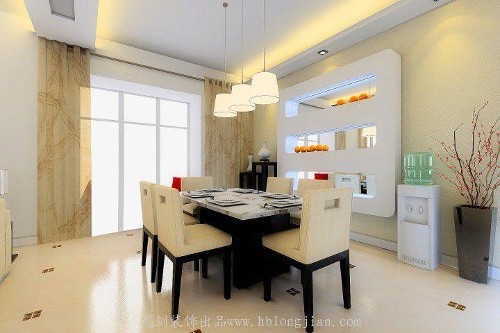 家裝餐廳的七大裝修設計要素