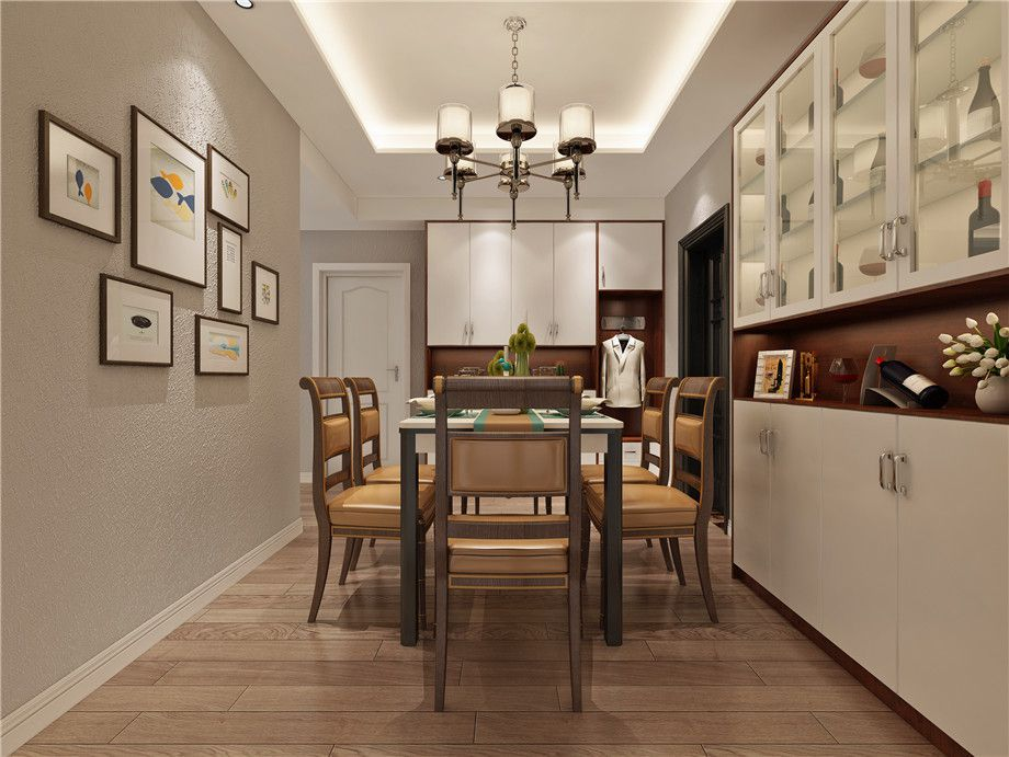 小戶型餐廳裝修設計 3大重要技巧
