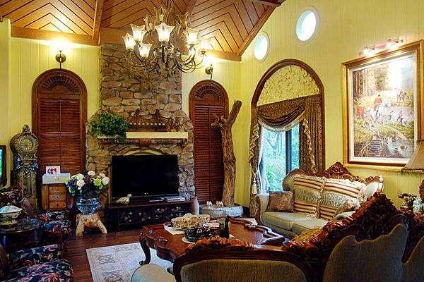 小美風格別墅怎樣裝修
