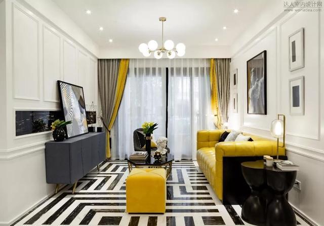 全屋装饰色彩搭配10种设计方式装出文艺范
