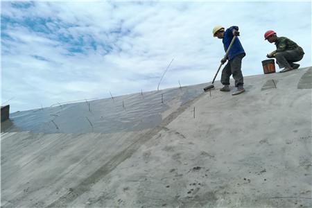 楼顶防水层做法