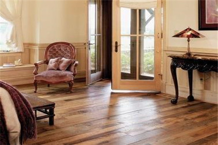 防腐木地板铺设方法