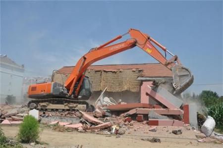 农村违建房可以强拆吗?