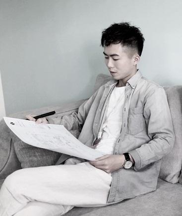 绵阳装修设计师刘毅霖