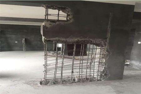 承重墙可以拆除一半吗?