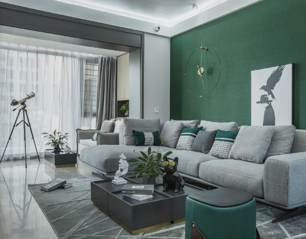 120平現代簡約風,設計帶來品質生活!