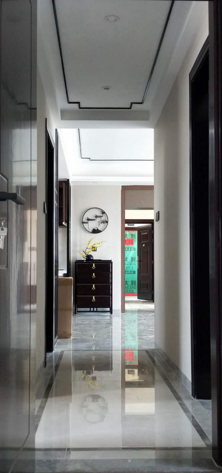 新中式风格设计,自然流露的优雅范