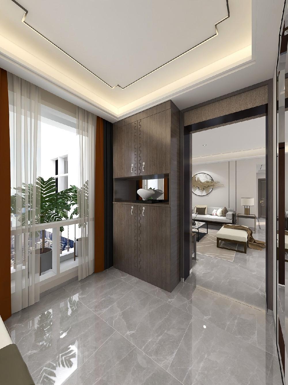 新中式風格設計,自然流露的優雅范