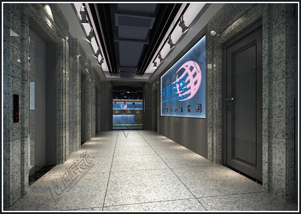 帝都大廈天涯社區8樓辦公室