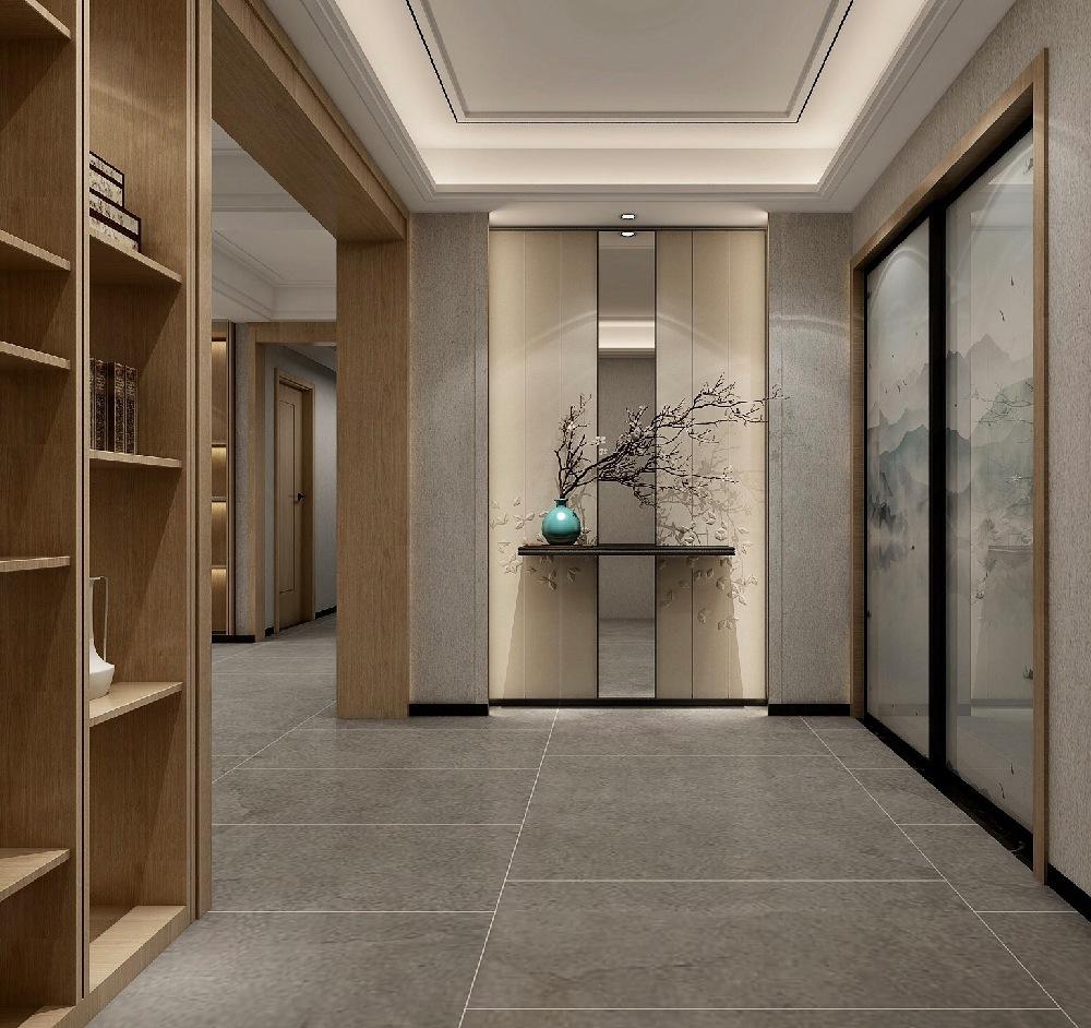禅意新中式风格,看设计师如何诠释品质感