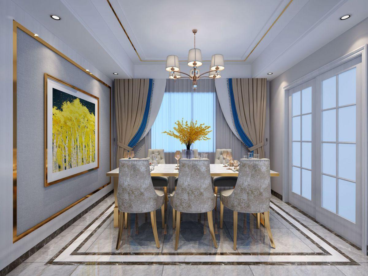 張家界裝修案例東方明珠10-1201