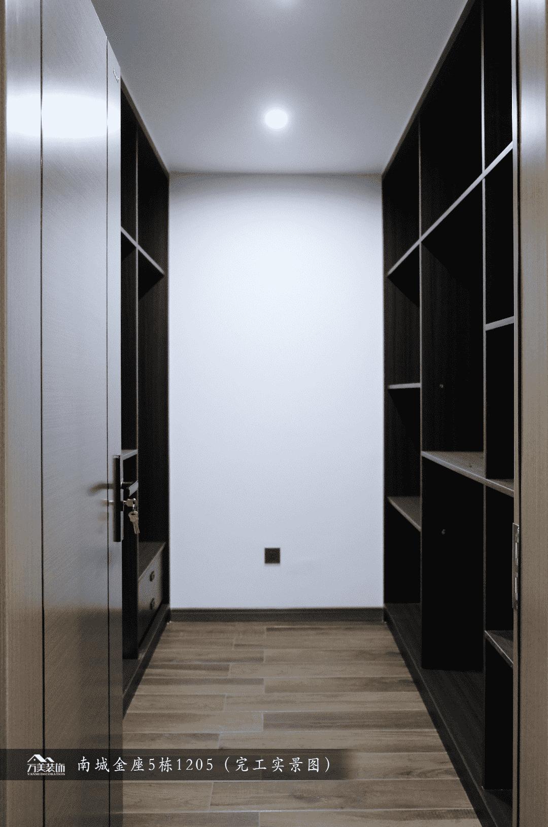 【家之美】第45期   140㎡現代風,客餐廳無主燈設計,大板磚背景墻,越看越高級!