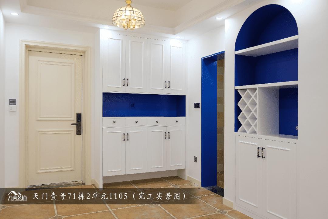 【家之美】第47期   89㎡地中海風格,浪漫的海元素,使家里充滿了溫馨、愜意,漂亮極了!