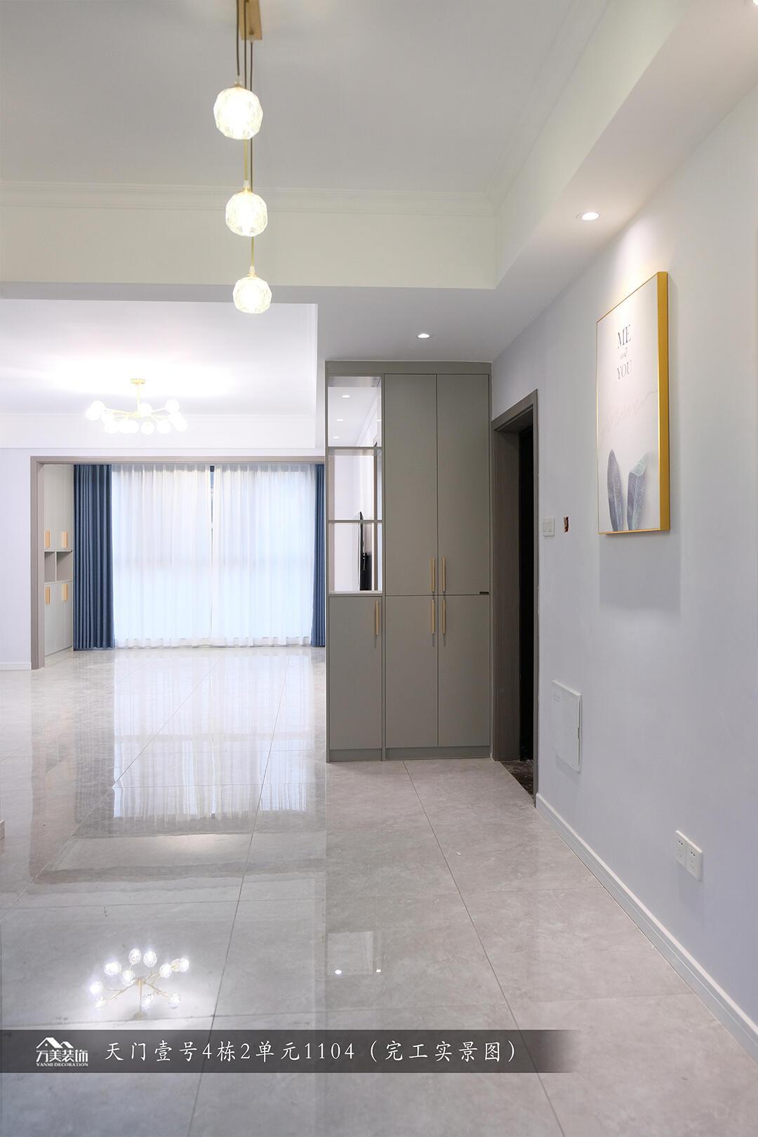 【家之美】第48期 | 115㎡現代風,簡潔明亮的空間,情趣舒適浪漫氣息。