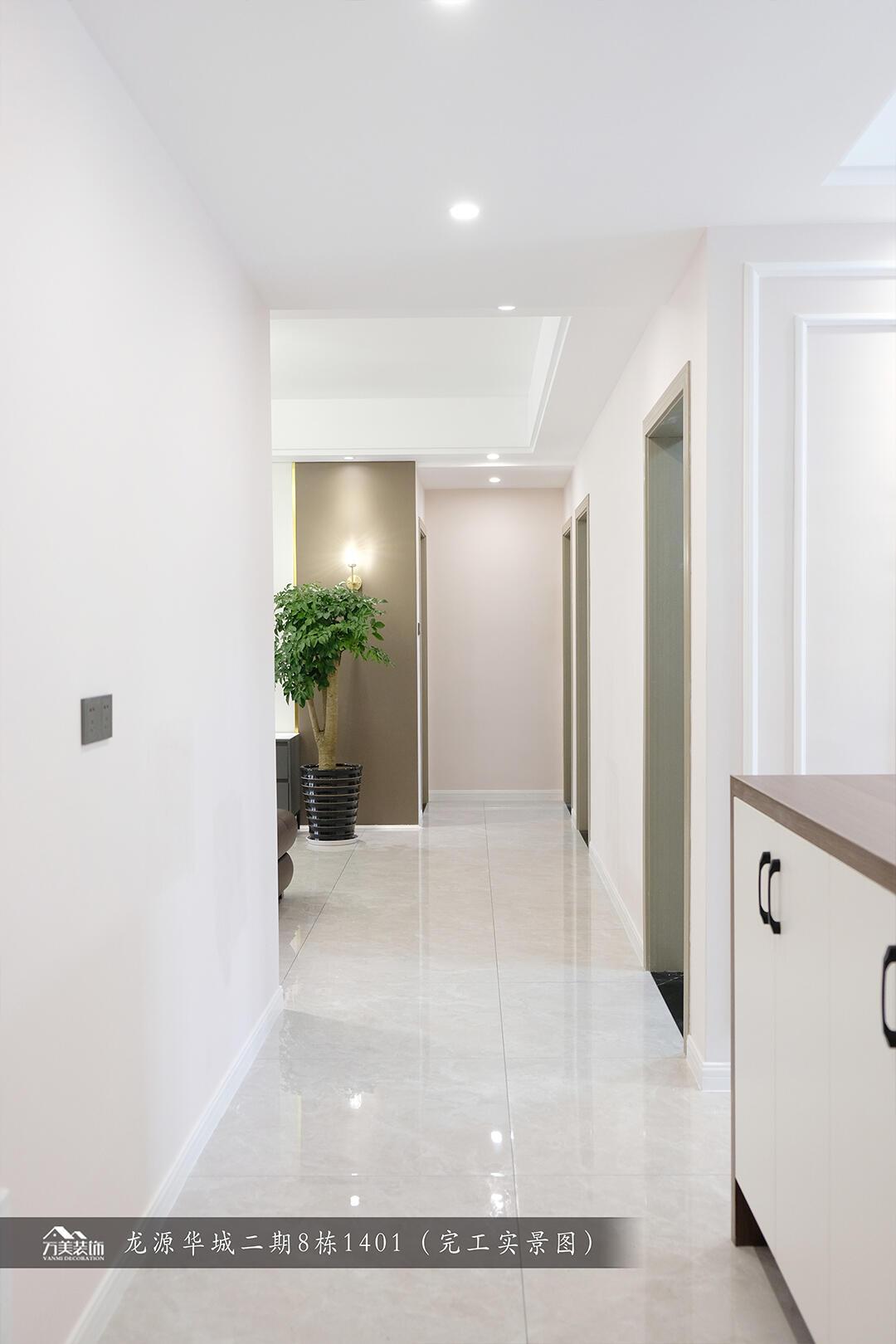 【家之美】第49期 | 130㎡現代風,簡潔明亮的空間,情趣舒適浪漫氣息。
