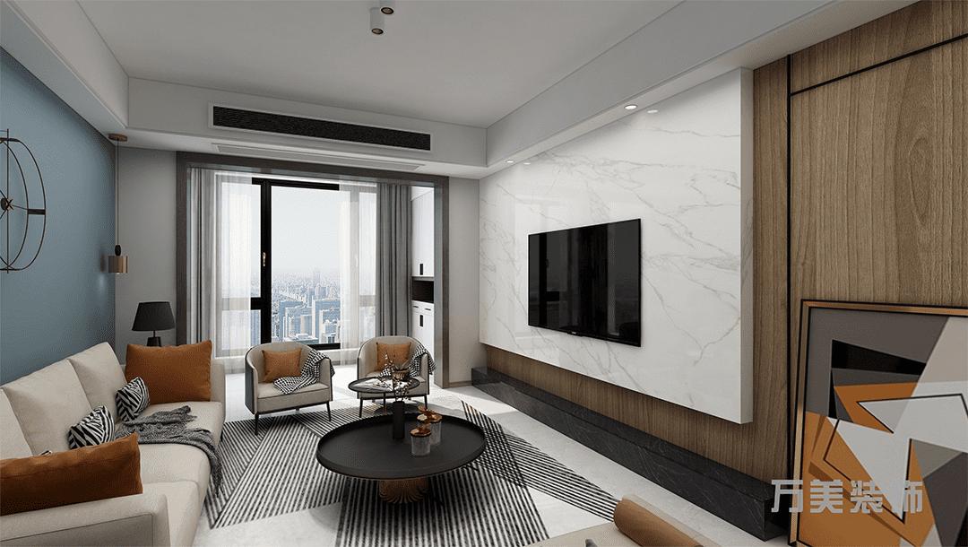 【家之美】天門壹號115㎡現代風完工,看來看去,還是覺得現代風耐看,終于變成自己喜歡的樣子。