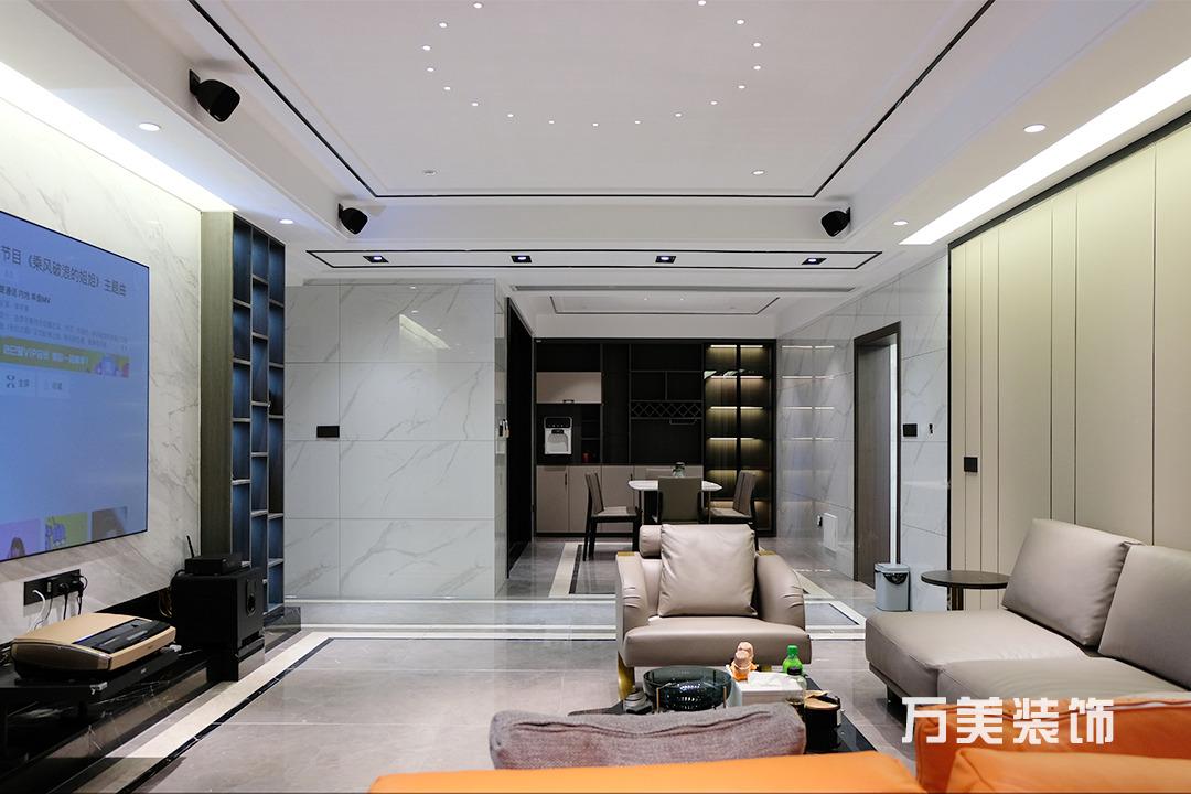 【家之美】東方明珠172㎡現代輕奢,溫馨明亮,極致靜謐之宅。