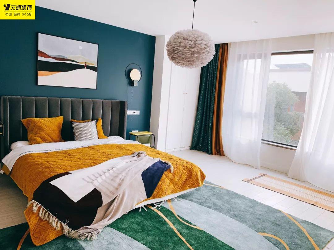 【淮南元洲裝飾】睡前刷手機、看書,總要有一款舒服的床頭靠背吧!