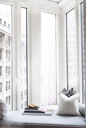 小戶型個性飄窗方寸空間的浪漫