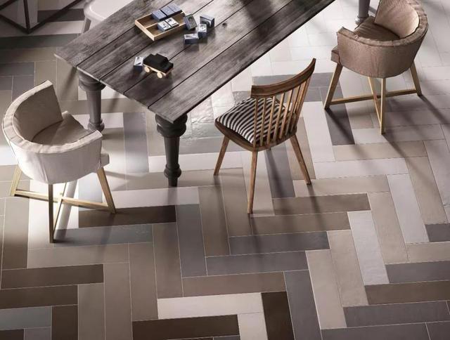 看下这些美轮美奂的瓷砖铺贴样式,保证你不会后悔!