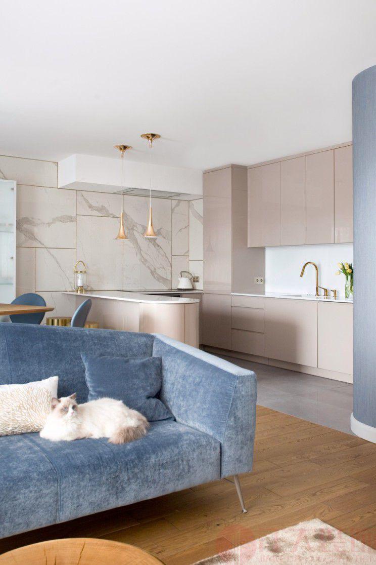 长沙装修 50平 现代公寓