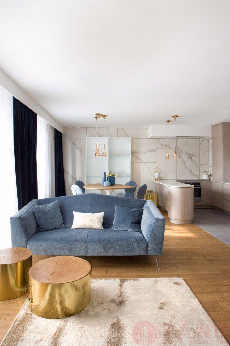 50平 现代公寓 不一样的感觉