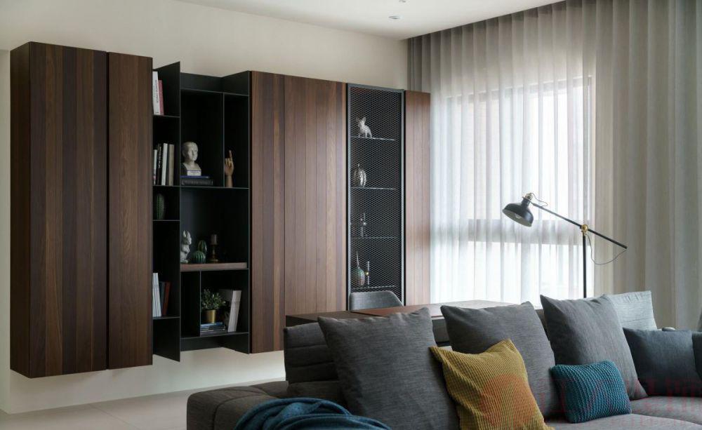 客厅效果图-长沙装修公司江大装饰