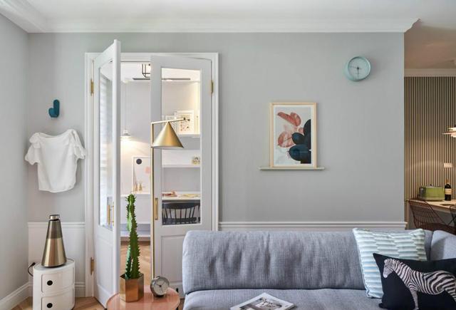如何巧妙利用灰色装出不一样的家
