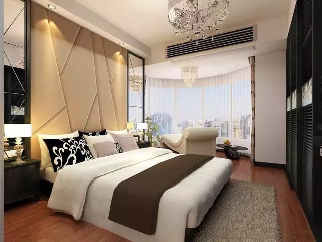 自己的臥室該如何搗鼓呢?做好七個方面缺一不可