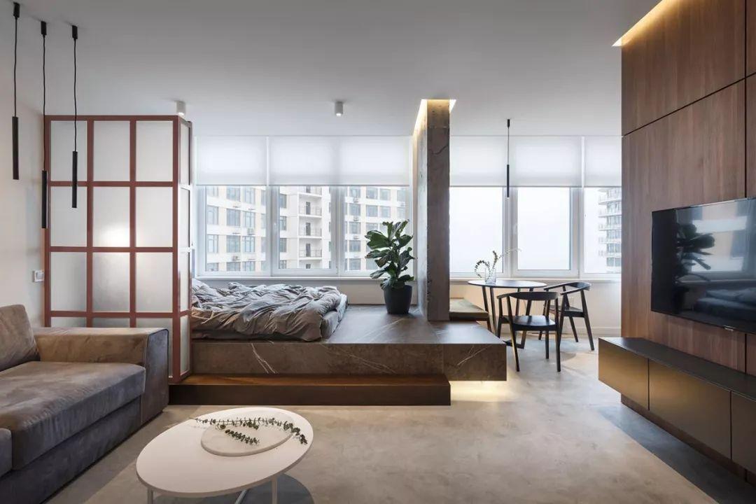 优雅现代公寓