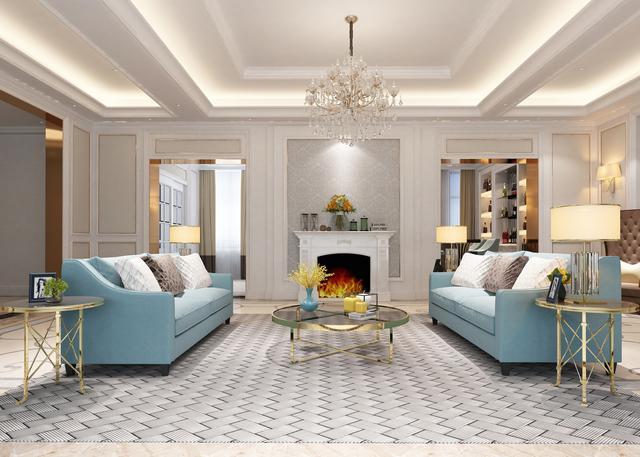 客廳裝修設計,您需要注意這些