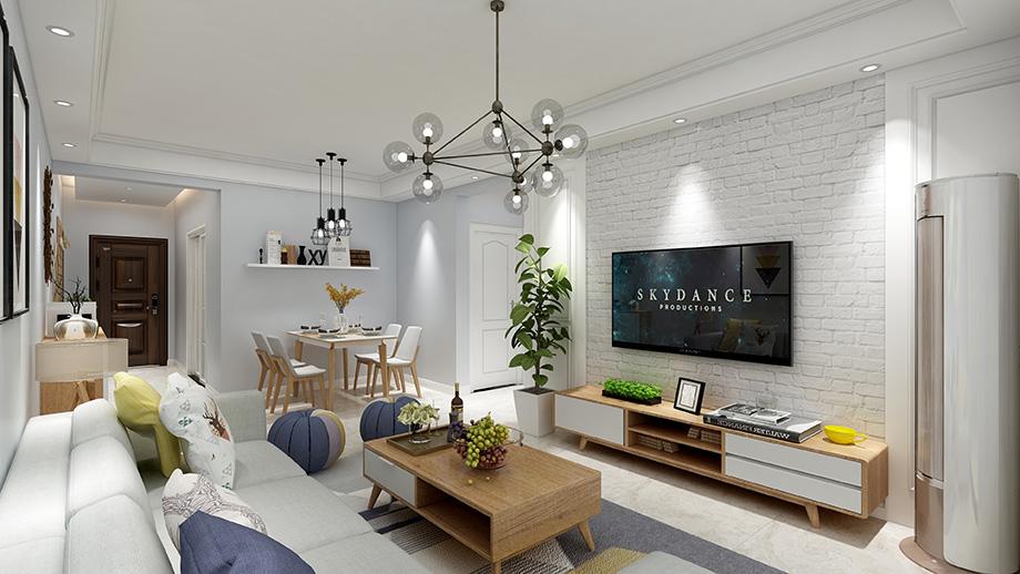 小戶型客廳裝修設計技巧
