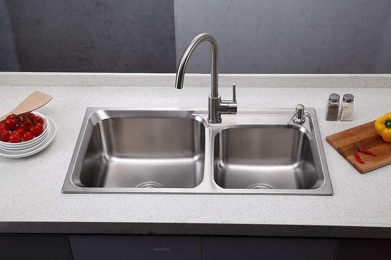 廚房水槽講究多,應該如何選購