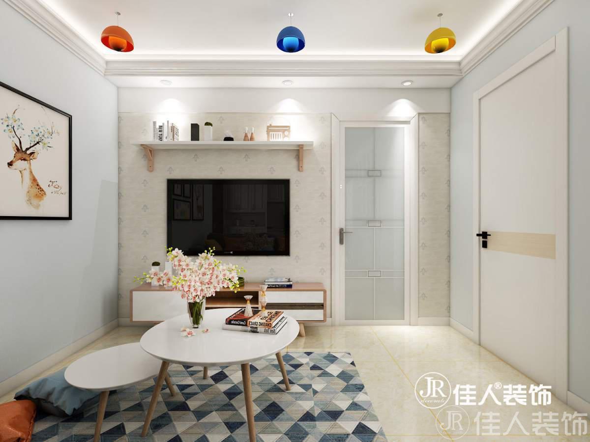 星光大道兩室—現代簡約風格