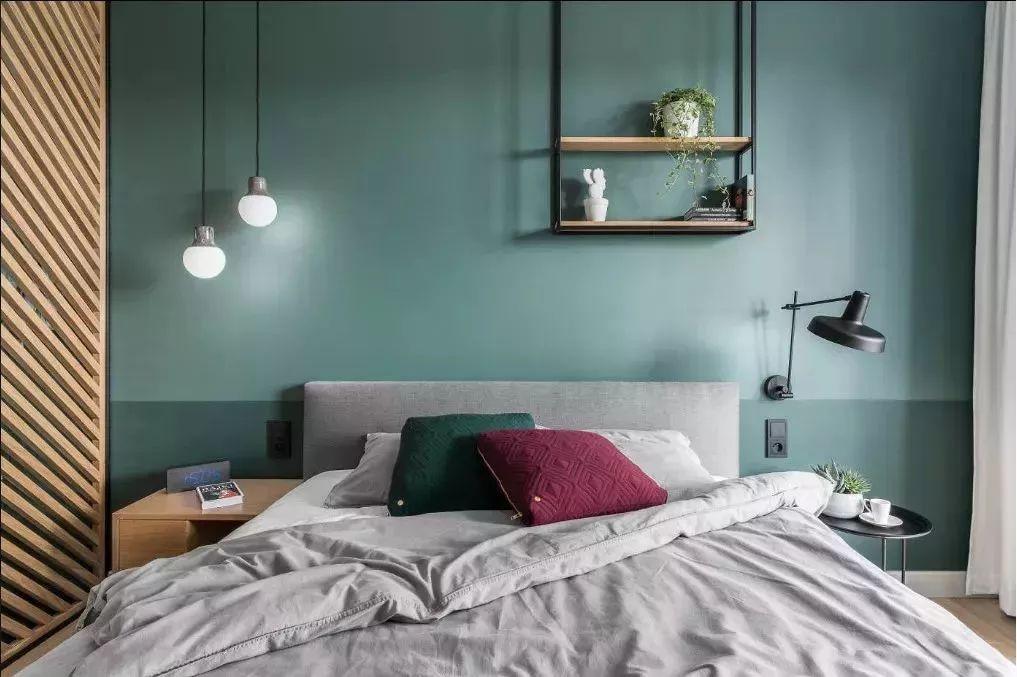 如何運用柔和的色彩,打造出浪漫情懷的空間