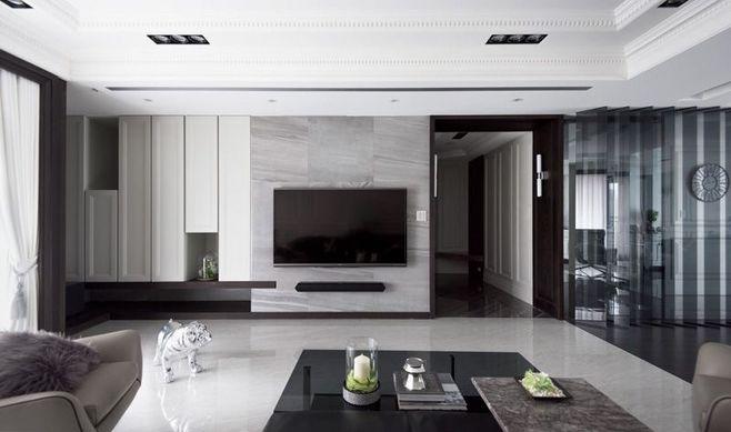 家裝電視墻如何讓人眼前一亮?電視墻設計技巧分享給你
