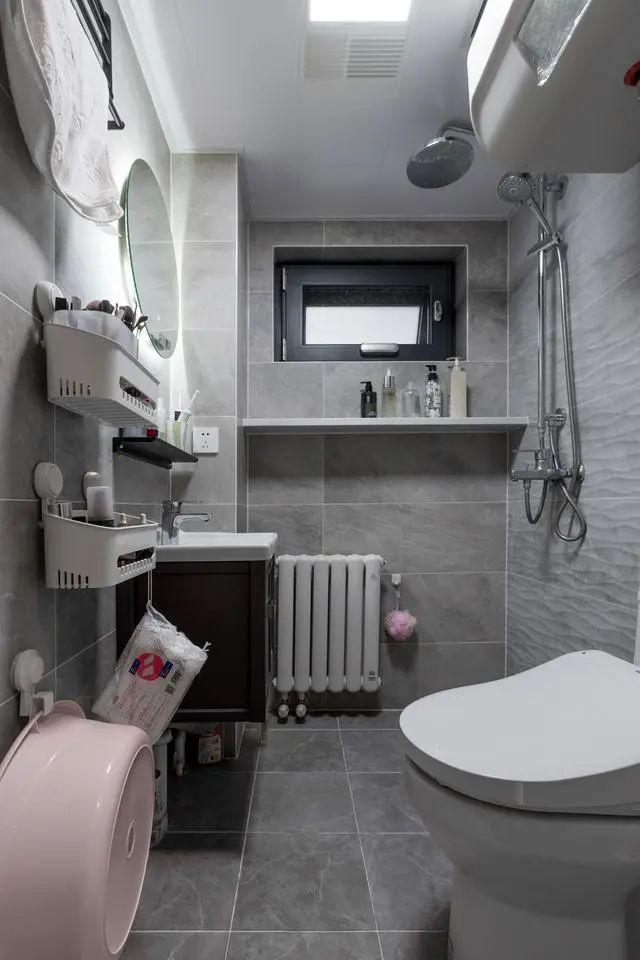 60㎡日式原木風,溫馨舒適兩居室