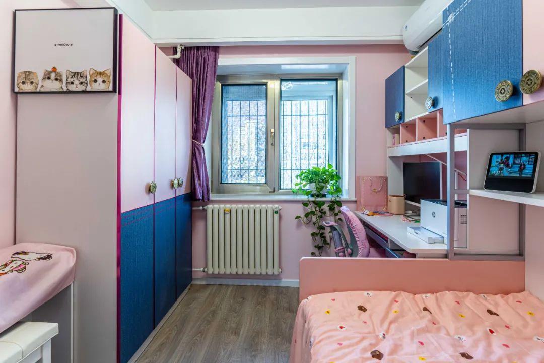 60㎡小房改造成120㎡的效果