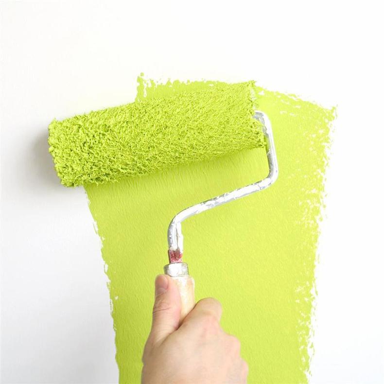油工 墙面基层乳胶漆处理