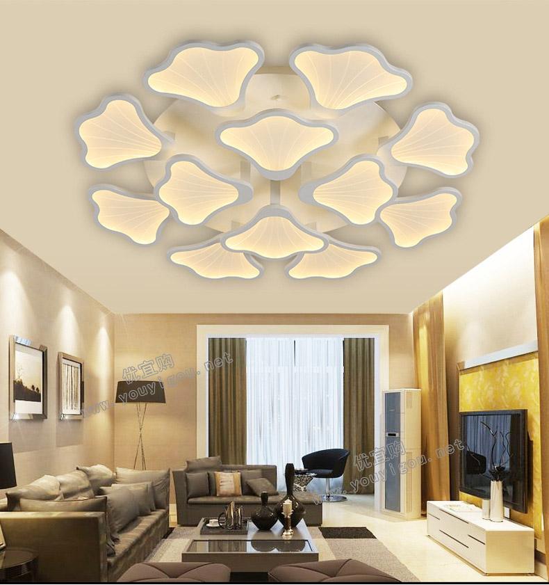 顶上明珠led客厅灯现代简约 创意个性异型北欧灯具大厅吧台灯饰