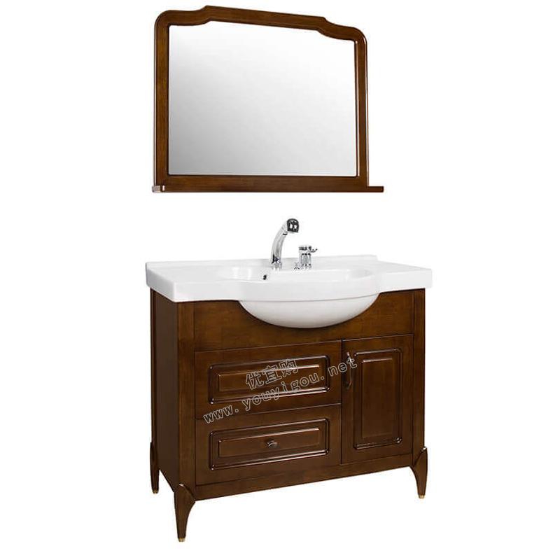 浪鲸  浴室柜美式-BF8972