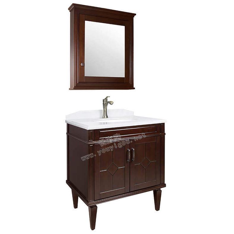 浪鲸  浴室柜美式-BF8975