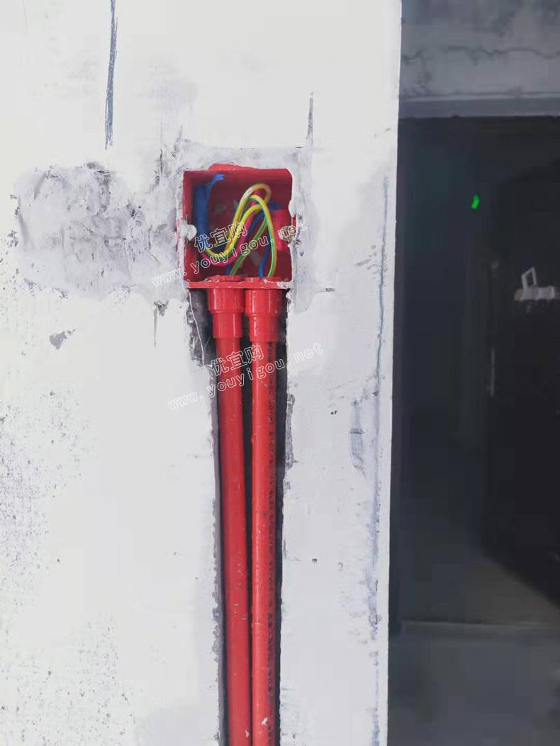 不开槽电路改造