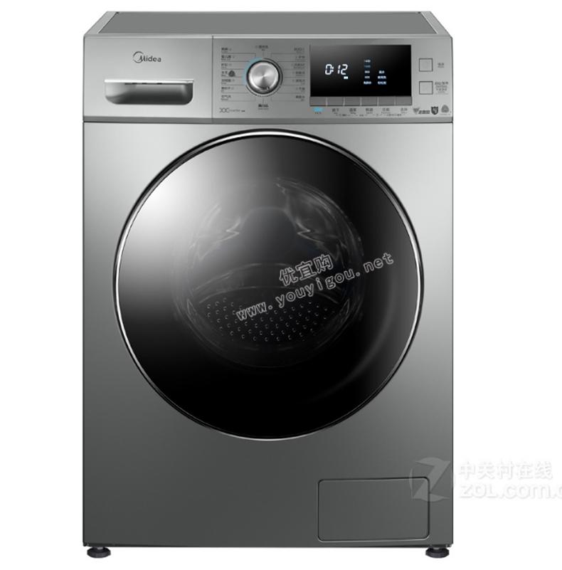 美的洗衣机 MD100Q05ADQCY5