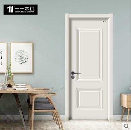 一一木门木门免漆卫浴门室内门卧室门套装门静音隔音房间门MQ-680