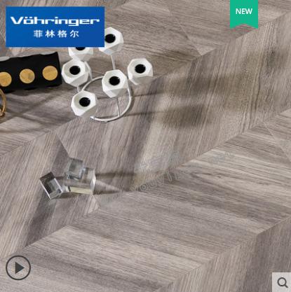 菲林格尔环保地板强化复合家用卧室客厅耐磨墙面木ins地板in系列
